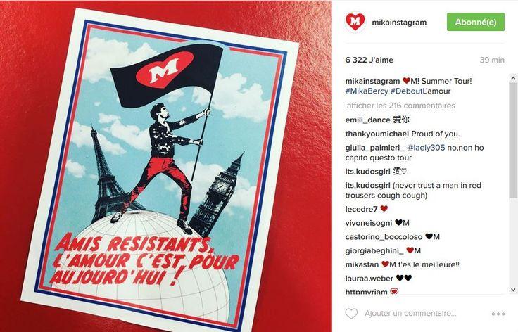 bercy Mika wonderland poster