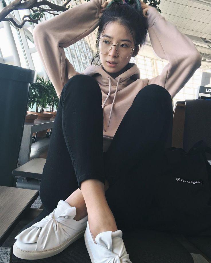 "32.8k Likes, 131 Comments - Irene Kim 아이린 (@ireneisgood) on Instagram: ""Cute kicks @ports1961womenswear ✈️✈️✈️"""