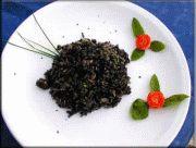 olive more mirtilli uva riso venere liquirizia soia nera melanzane