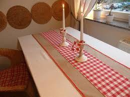 Resultado de imagen para caminos de mesa rusticos bordados navidad en arpillera
