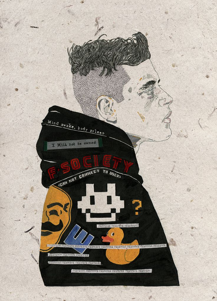 "-Mr Robot - "" That what we perceive isn't the real world at all, but just our mind's best guess? That all we really have is a garbled reality, a fuzzy picture we will never truly make out?"""