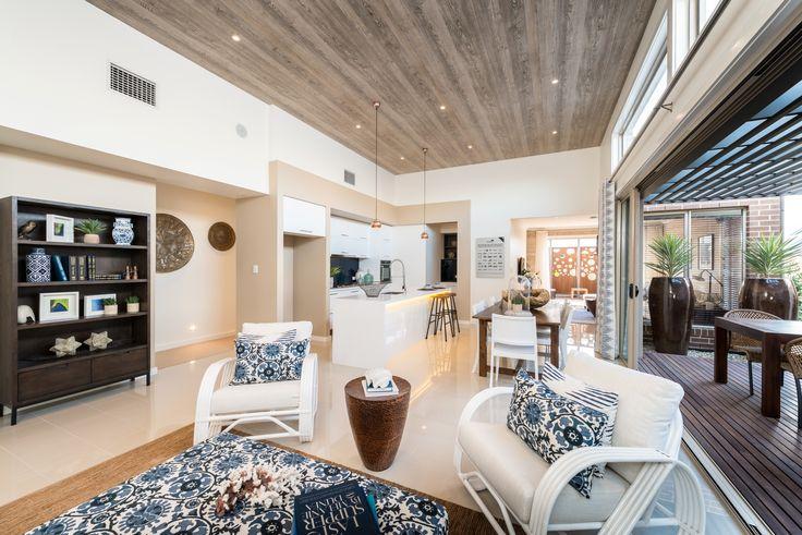 Palisade - Simonds Homes #interiordesign #livingroom