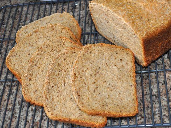 sourdough bread machine mix