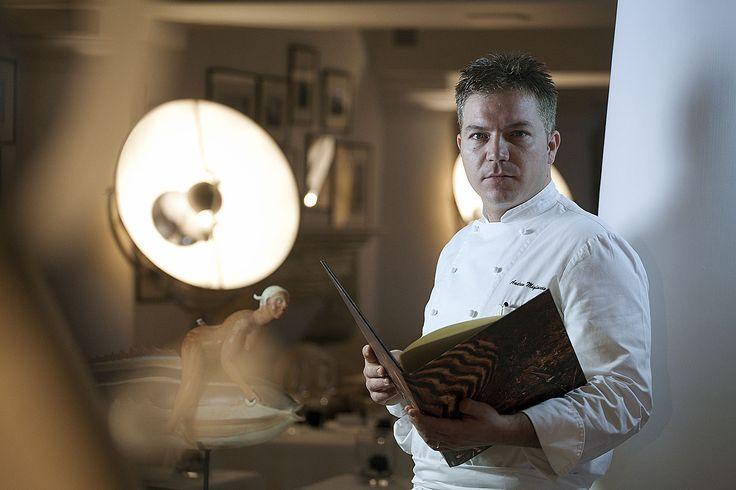 Andrea Migliaccio, Executive Chef -  L'Olivo Restaurant, Capri Palace Hotel & Spa - Anacapri, Italy