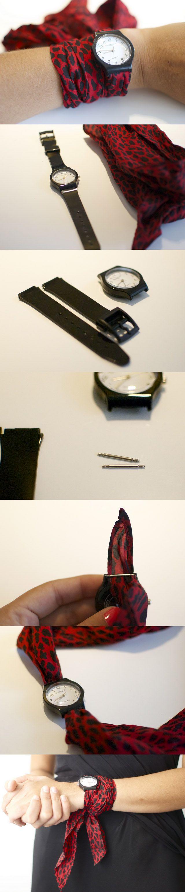 Ingenioso reloj de pulsera