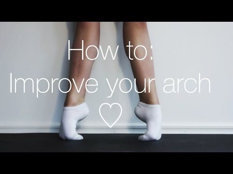 How To Make A DIY Ballet Foot Stretcher - YouTube