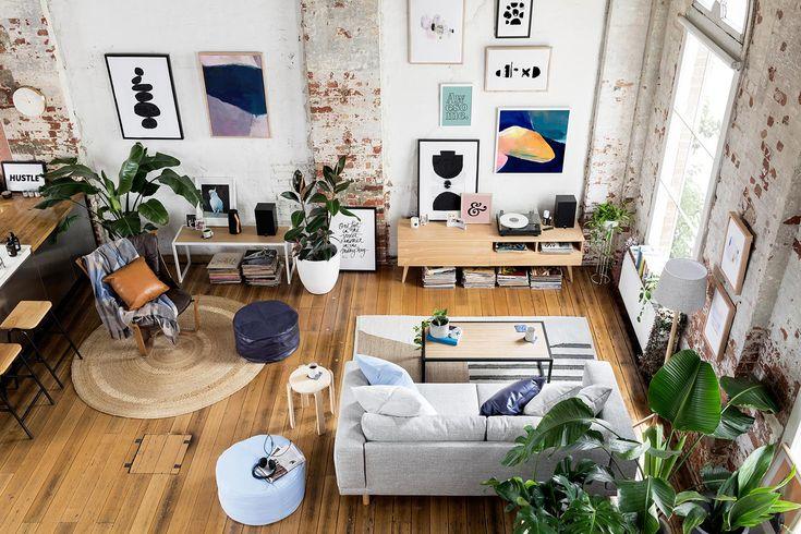 Astounding Australian loft interior | design attractor | Bloglovin'