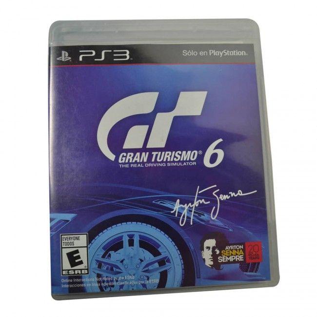 Juego PS3 Granturismo 6 Original - Juegos de Consola - TV, Consolas y Juegos - Tecnología - Sensacional