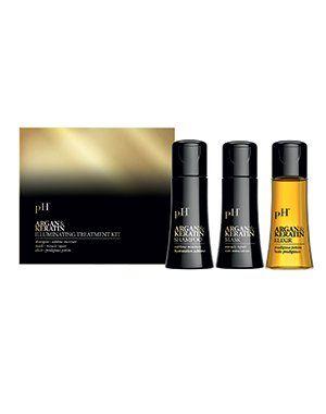 Набор миниатюр для восстановления поврежденных волос с маслом арганы 15мл+15 мл+18 мл купить от 569 руб в Созвездии красоты