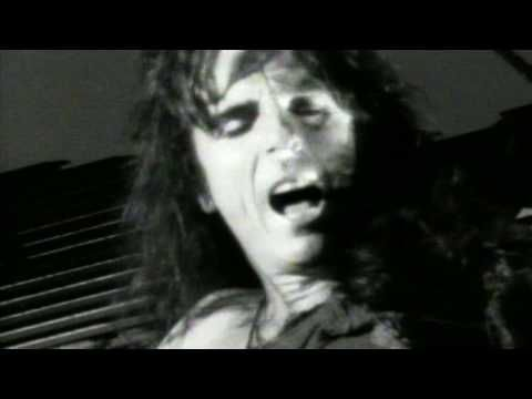 "Alice Cooper - Poison     ""I want to love you but I better not touch (don?t touch)  I want to hold you, but my senses tell me to stop  I want to kiss you but I want it too much (too much)""..."