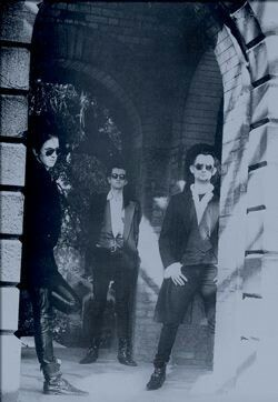Nosferatu gothic rock band