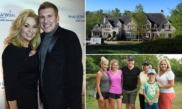 Todd Chrisley still owes HALF the money for his bankruptcy settlement