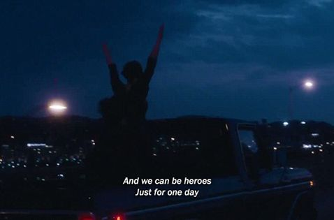 We can be heroes - perks