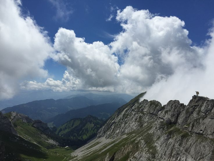 Mont Pilatus, Switzerland