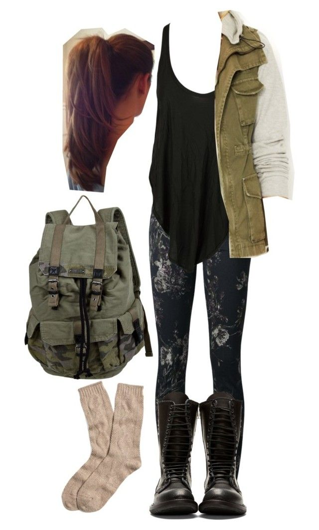 wonderful maze runner outfit polyvore 11