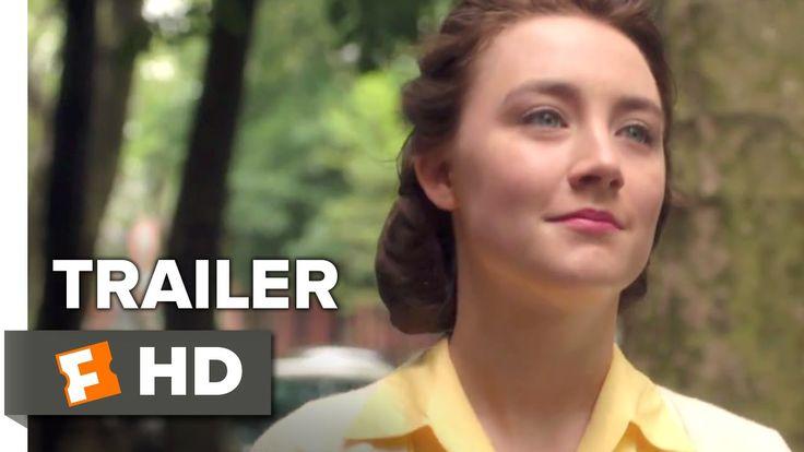 Brooklyn Official Trailer #1 (2015) - Saoirse Ronan, Domhnall Gleeson Mo...