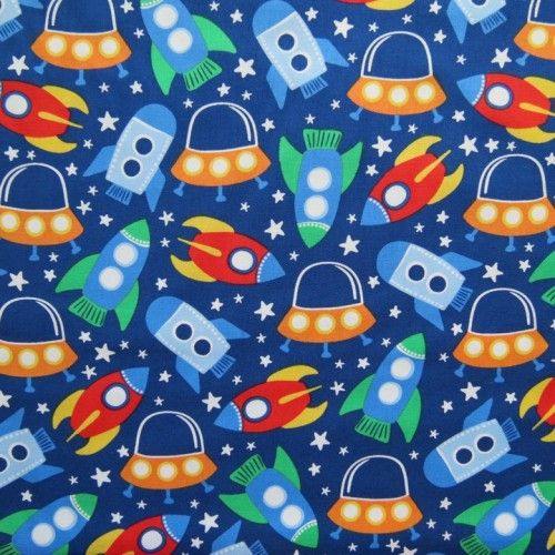 13 best michael miller images on pinterest for Space station fabric