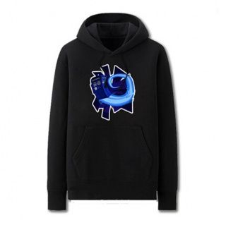 Cheap cotton Doctor Who pullover hoodies for men