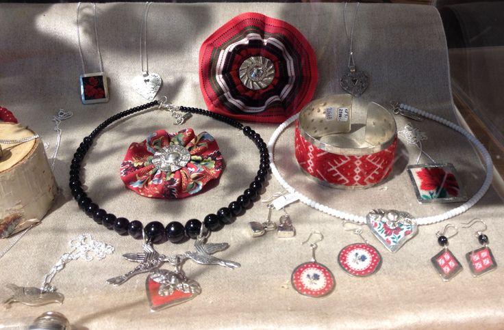 Smycken av Karin Ferner 2015
