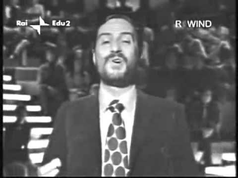 Nino Manfredi - Tanto Pe' Cantà