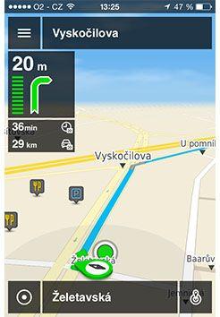 #gps #navigace #vanoce2014 #darek #mediatel #aplikace Navigace NACESTY - NA CESTY_navigovani