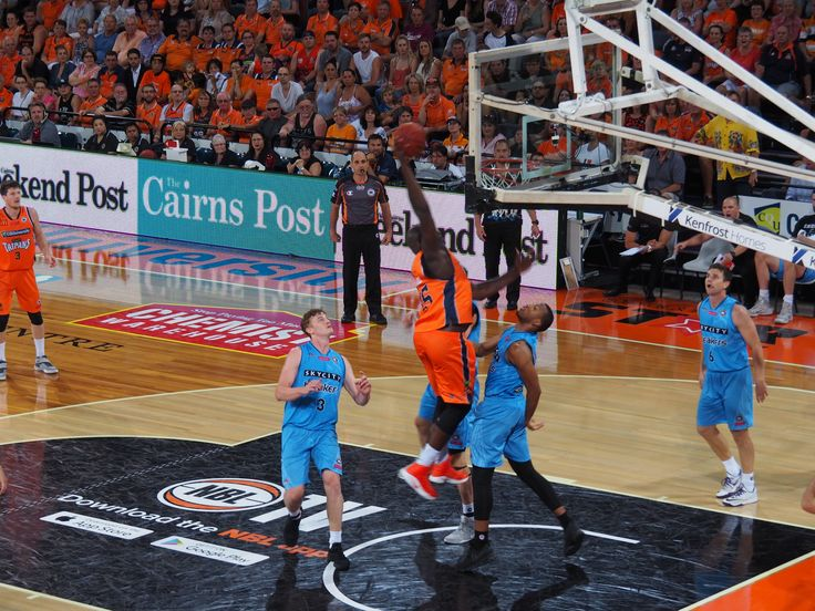 A CAIRNS TAIPANS WIN: There in no better way to start 2017. Our Cairns Taipans showed heaps of fight and desperation to come home with a win. Well done team! #CairnsTaipans #PuttingCairnsFirst