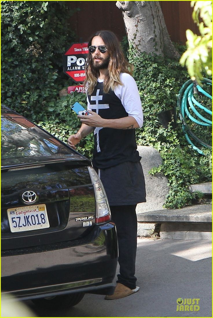 Jared Leto Says Approval Isn't Necessary To Be Who We Are!