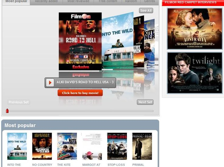 FilmOn offers speedier movie downloads | FilmOn, the video download service, is offering its customers a speedier service this week, with the launch of its new technology HDi. Buying advice from the leading technology site