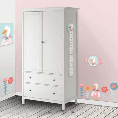 mooie decoratie voor op de babykamer decoratie