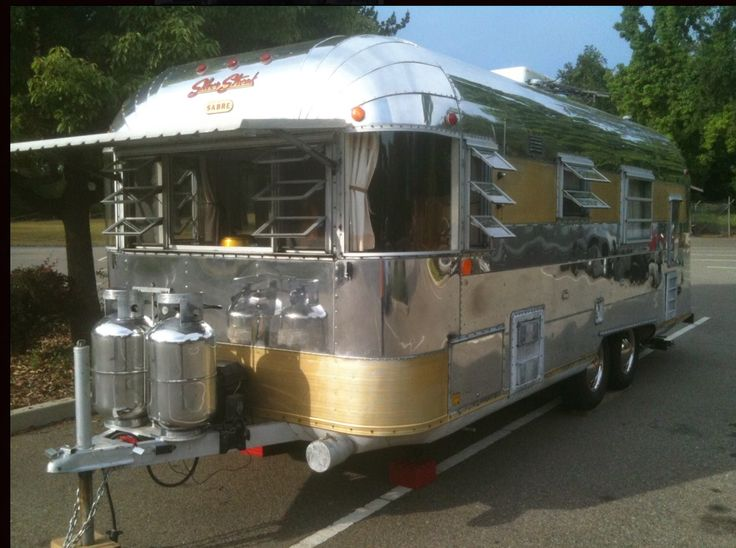 56 best Silver Streak Trailers images on Pinterest