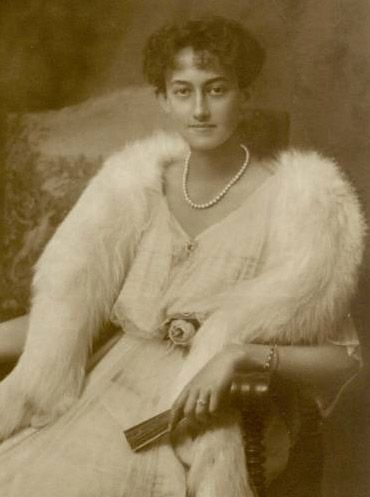 Princess Antonia of Luxembourg (7 Oct. 1899--31 Juy 1954), aka Antoinette, 4th daughter of Grand Duke Guillaume IV and his wife, Grand Duchess Maria Anna (nee Princess Maria Anna of Portugal).