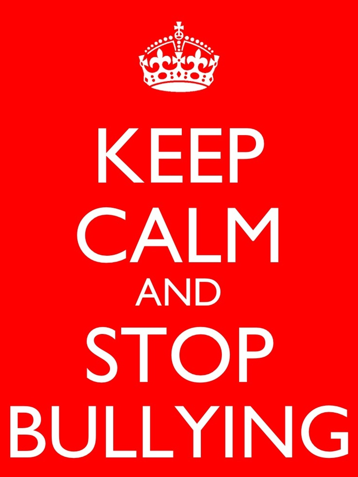 21 best images about STOP BULLYING! I MEAN IT! on Pinterest ...