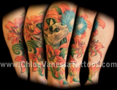 Animal Tattoos – Gallery of Animal Tattoo Designs