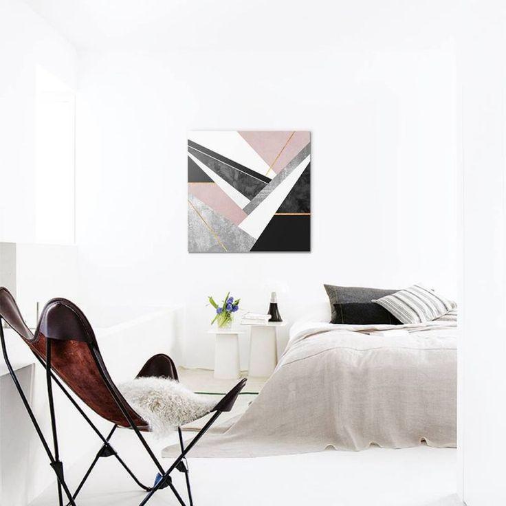 194 best sur le site images on pinterest art paintings - Tableau geometrique scandinave ...