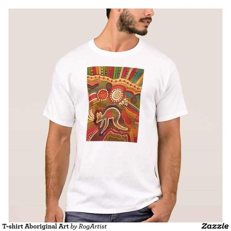 T-shirt Aboriginal Art