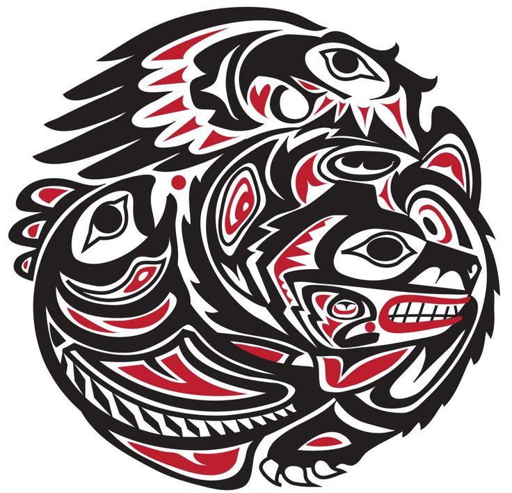 Lakota Voodoo Company (Airsoft) :: L'Art du peuple Haïda