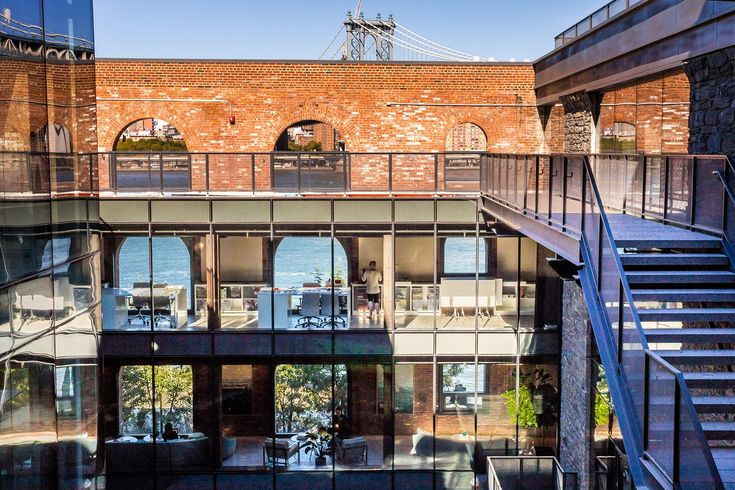 EMPIRE STORES. BROOKLYN | S9 Architecture | Archinect