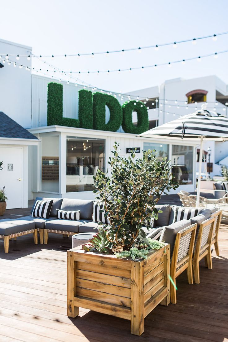 Rue Shops: Lido Marina Village in Newport Beach, CA | Rue