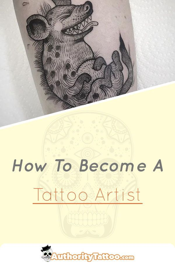 How To Become A Tattoo Artist Becoming A Tattoo Artist Tattoo Artists Tattoo Kits
