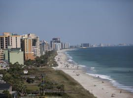 Experience Myrtle Beach's great outdoors by tent, RV, cabin, or campground. Choose from oceanfront experiences, waterside views, and other scenic stays!