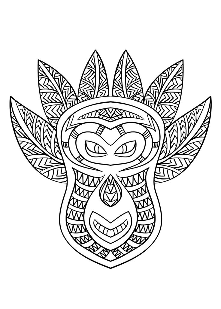 23 best COL 3 A Afrique images on Pinterest Free coloring pages