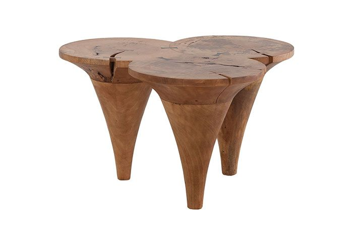 Butterfly Coffee Table, Wood