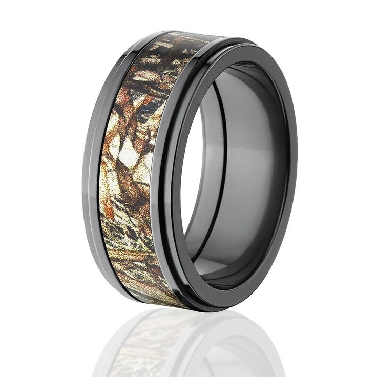 Best Our Camo Rings make for the perfect wedding for those men in your life that love