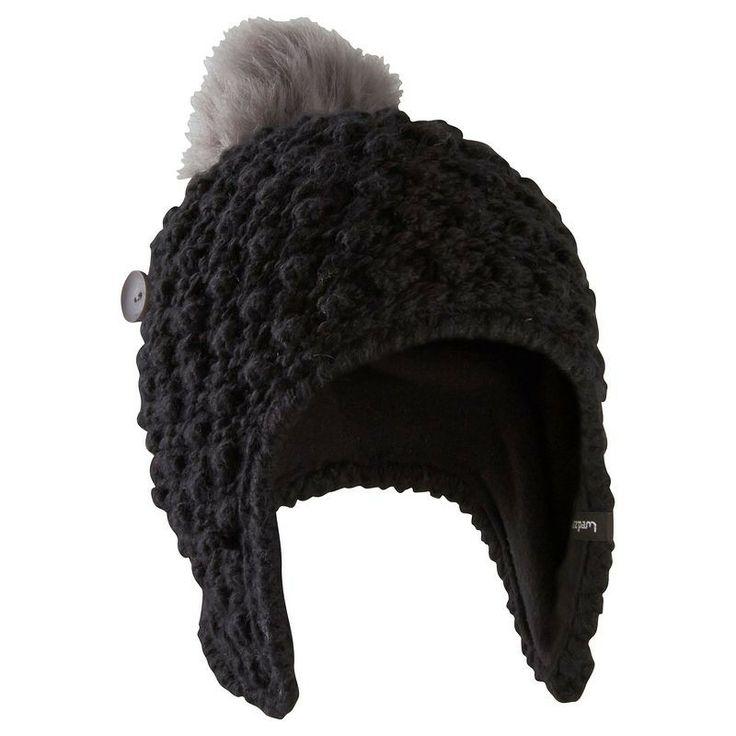 Complementos ropa esquí - GORRO DE ESQUÍ 104 NEGRO 13
