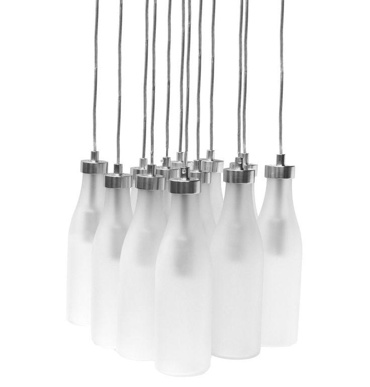Replica Tejo Remy Milk Bottle Lamp by Tejo Remy - Matt Blatt