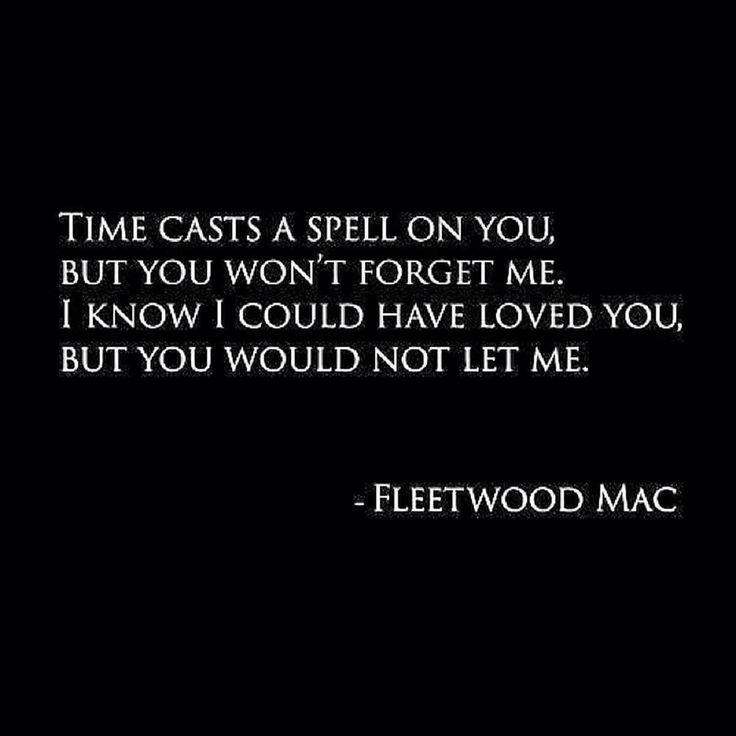 Fleetwood Mac - Silver Springs Lyrics | SongMeanings