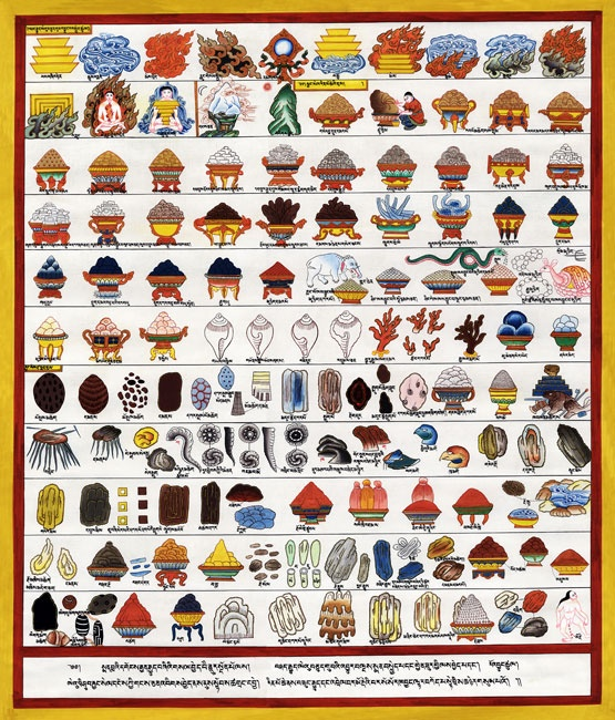 23. Taste - potency: gemstones and minerals