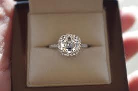blush diamond ring - Google Search