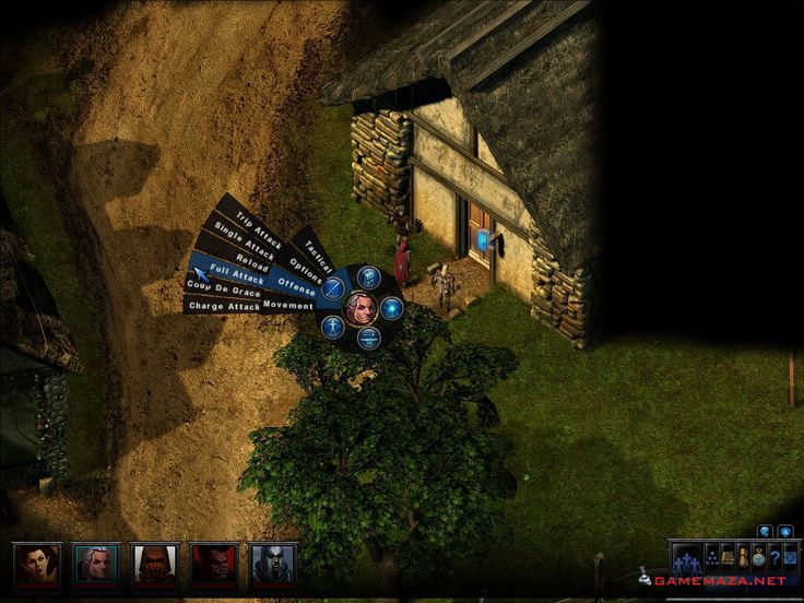 The Temple of Elemental Evil Gameplay Screenshot 2