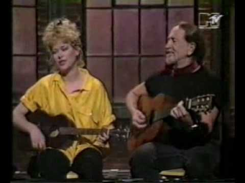 The Boyfriend Song-Willie Nelson & Victoria Jackson (Saturday Night Live ) Willie like you've never seen him, this is so funny.